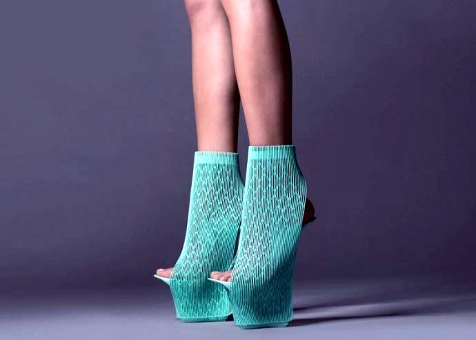 Damskie obuwie