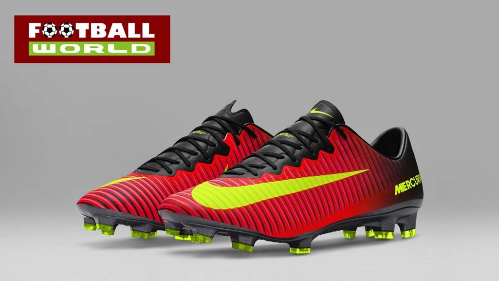 b2df0022d7ffd Piłkarskie trendy- buty Nike Mercurial