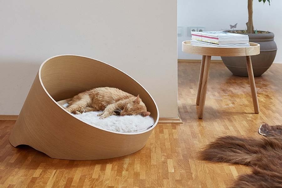 86c5091e9381e3 20 pomysłów na legowisko dla kota