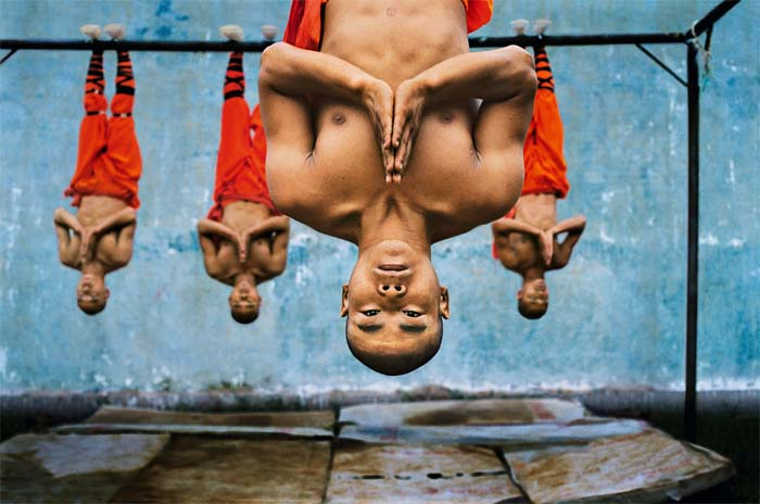 Steve McCurry Chiny