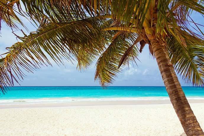 plaża Zielony Przylądek