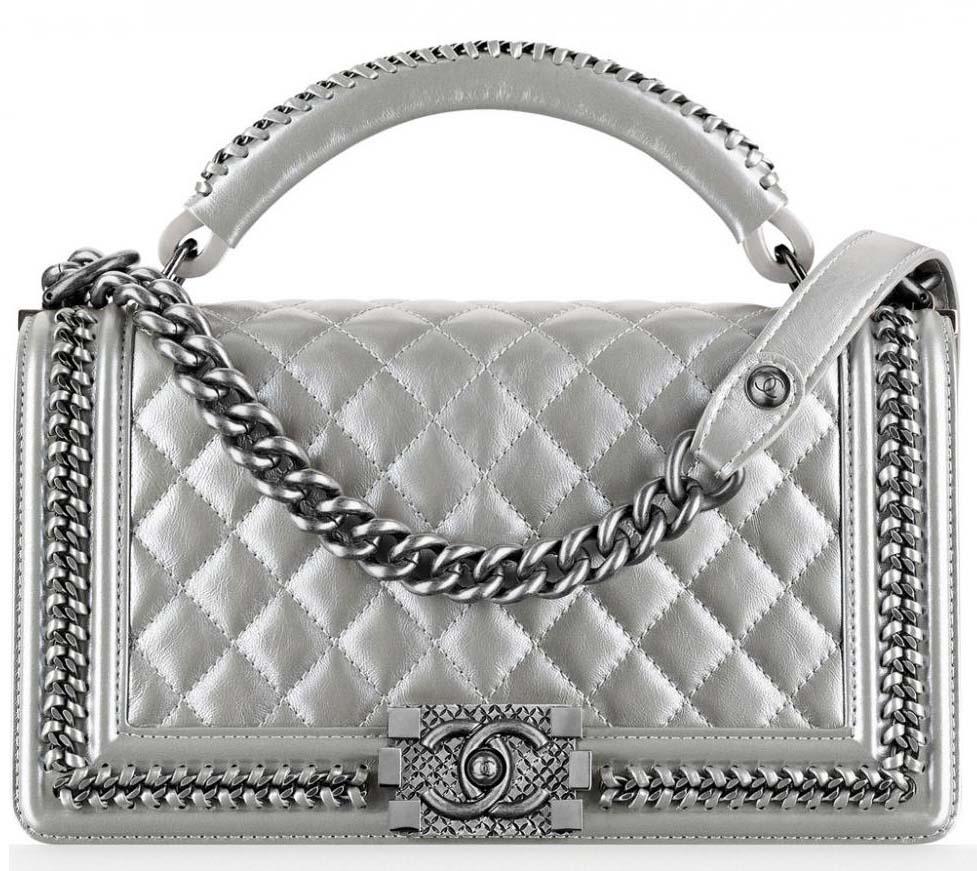 cae08580ac2e3 Torebka tygodnia: Chanel Boy Bag