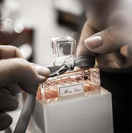 Dior perfumy