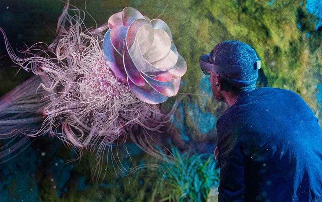 Wystawa Sztuki Wirtualnej Unreal Garden W San Francisco