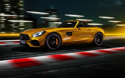 Mercedes AMG GT R Roadster Coupe – bestia powraca